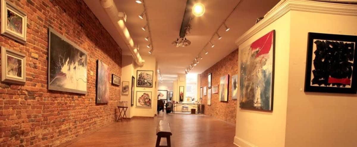 Beautiful Art Gallery - Blocks from the Liberty Bell in Philadelphia Hero Image in Center City East, Philadelphia, PA