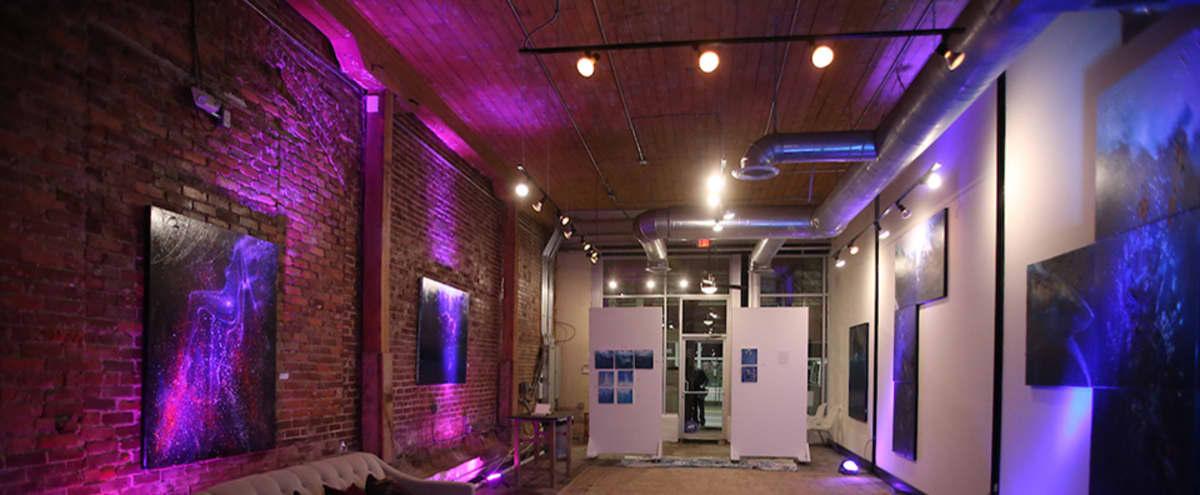 Downtown Event Studio in Historic Castleberry Hill - 1250 sqft in Atlanta Hero Image in Downtown, Atlanta, GA