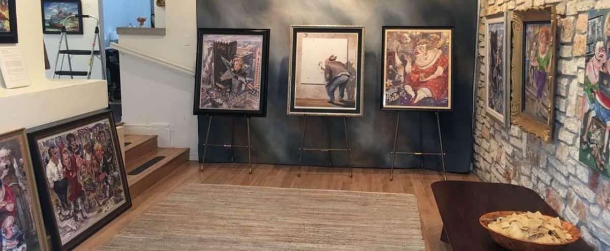 Portraiture Studio with Amazing Natural Light in Austin Hero Image in Rosedale, Austin, TX