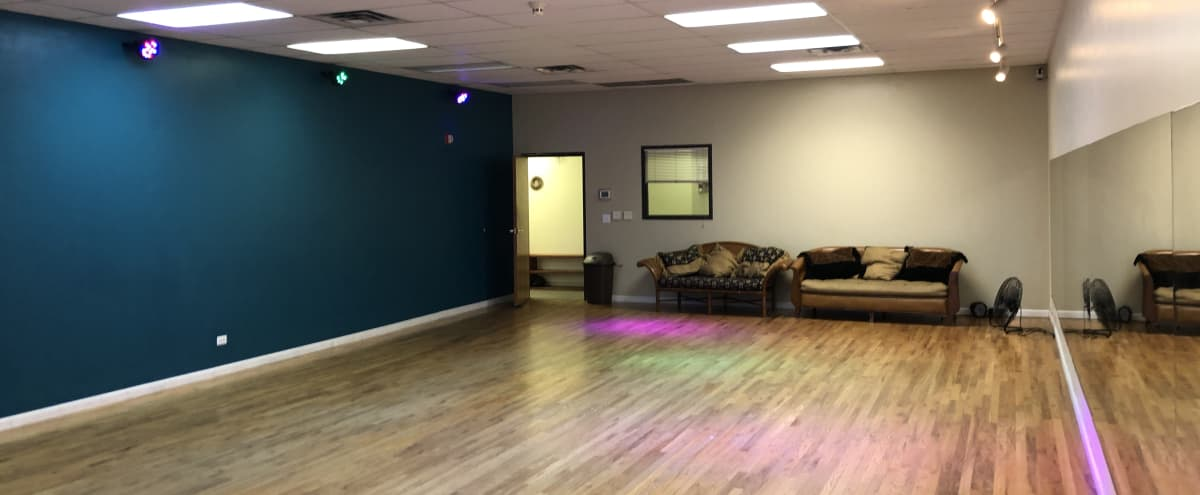 Spacious Dance Studio for Film/Photo Production | Studio A in Broomfield Hero Image in West Westminster, Broomfield, CO