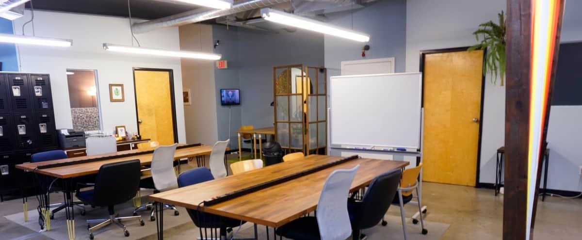 Creative Meeting or Workshop Studio Space in Austin Hero Image in East Austin, Austin, TX
