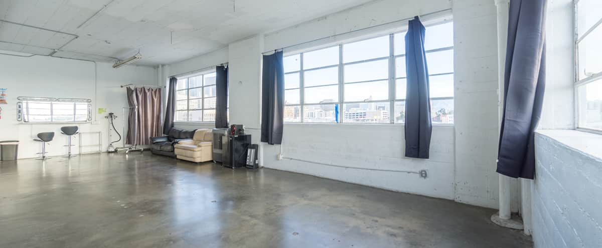 Simple Downtown Loft with Plenty of Sunshine in Los Angeles Hero Image in Downtown, Los Angeles, CA