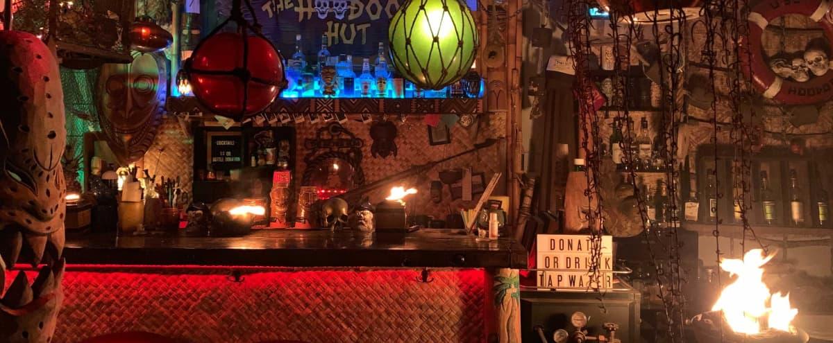 Exotic Tiki Bar - Speak Easy in Redondo Beach Hero Image in North Redondo, Redondo Beach, CA
