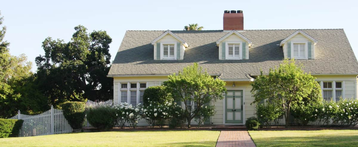 Cape Cod Home Film Location in Glendale Hero Image in Verdugo Viejo, Glendale, CA
