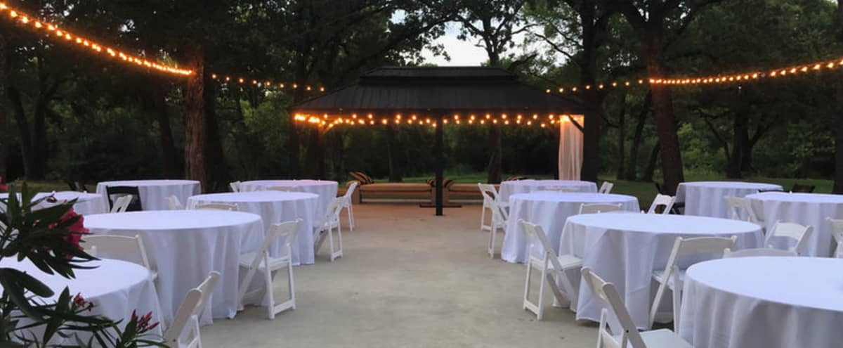 10 Acre Outdoor Event Venue with Lakefront Views in Fort Worth Hero Image in undefined, Fort Worth, TX
