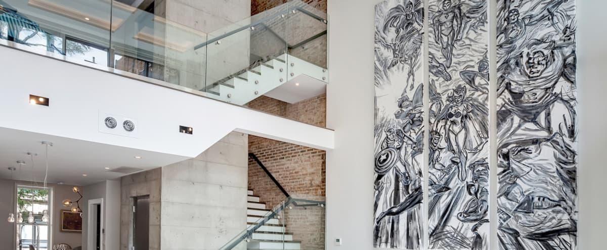 Modern 7 Floor Townhouse in Hells Kitchen in New York Hero Image in Midtown Manhattan, New York, NY