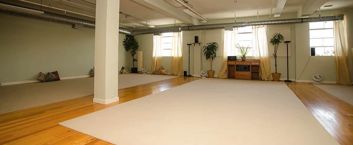Spacious Open Floor Studio in Oakland Hero Image in Temescal, Oakland, CA