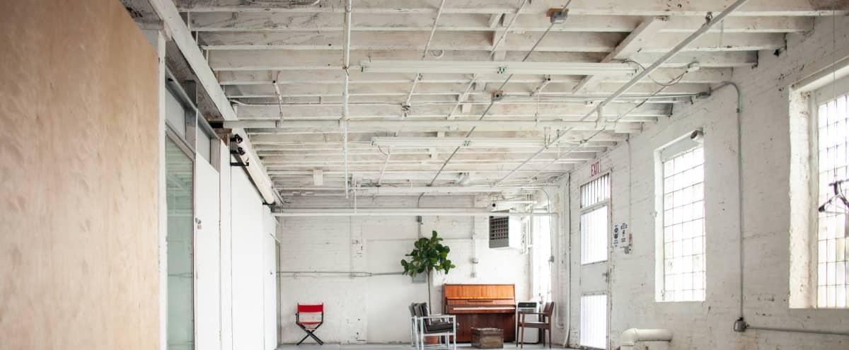 Bright, Daylight Ground Floor Loft in Brooklyn Hero Image in East Williamsburg, Brooklyn, NY