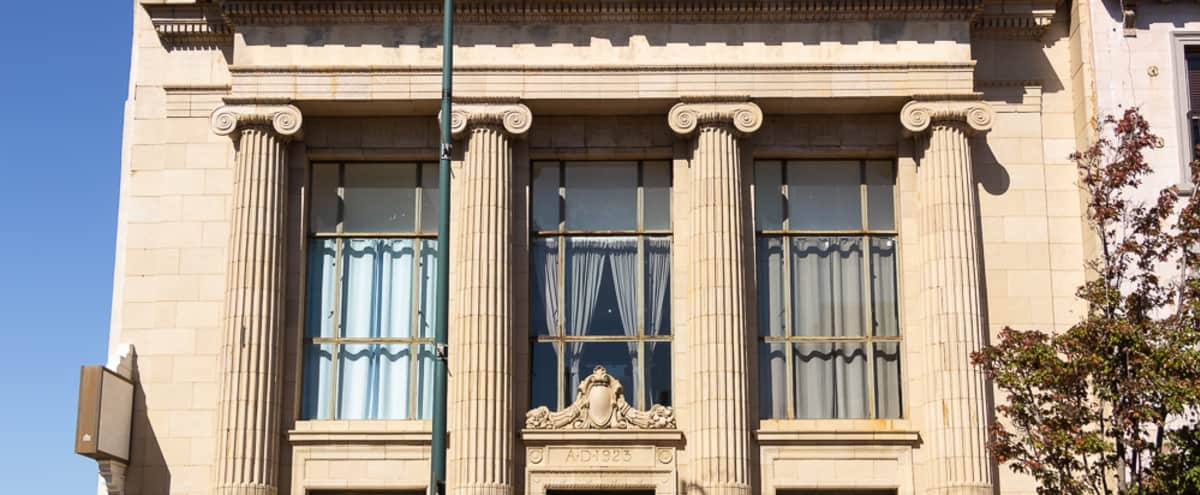 Historic Beaux Arts Bank in Downtown Vallejo in Vallejo Hero Image in undefined, Vallejo, CA