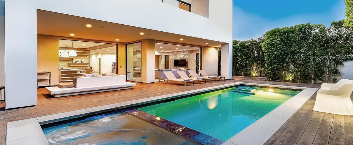 MODERN VILLA WITH ROOF TOP -  West Hollywood in LOS ANGELES Hero Image in West Hollywood, LOS ANGELES, CA