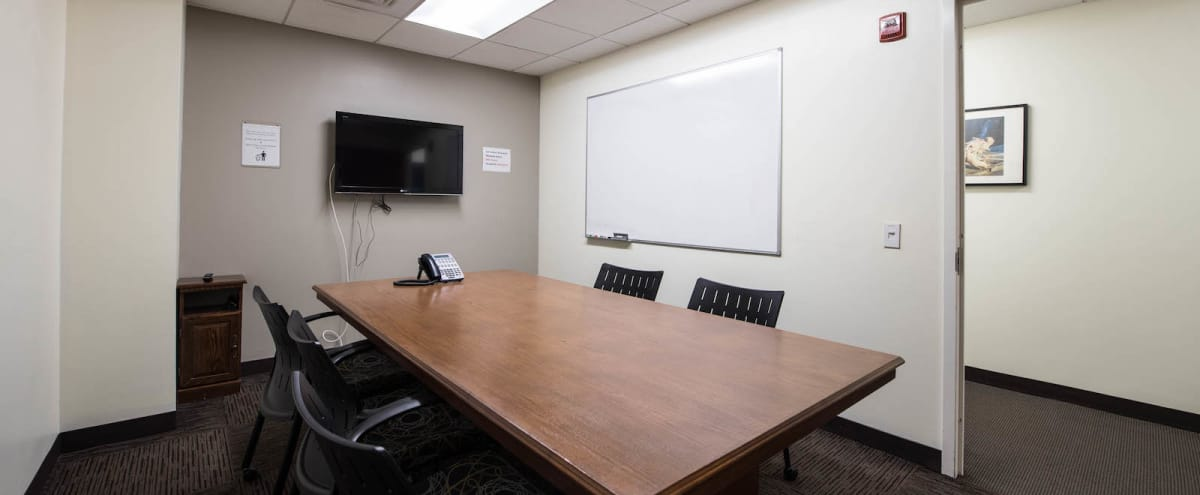 Simple Meeting Space (CR 1, Room 201) in Fairfax Hero Image in undefined, Fairfax, VA