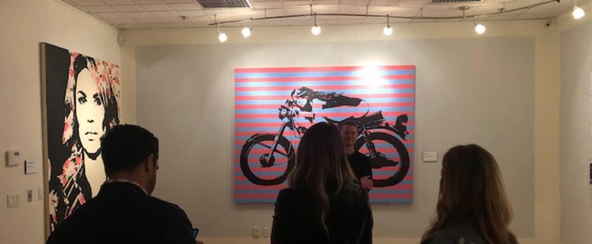 Art Gallery Exhibit and Reception in Long beach Hero Image in Los Altos, Long beach, CA