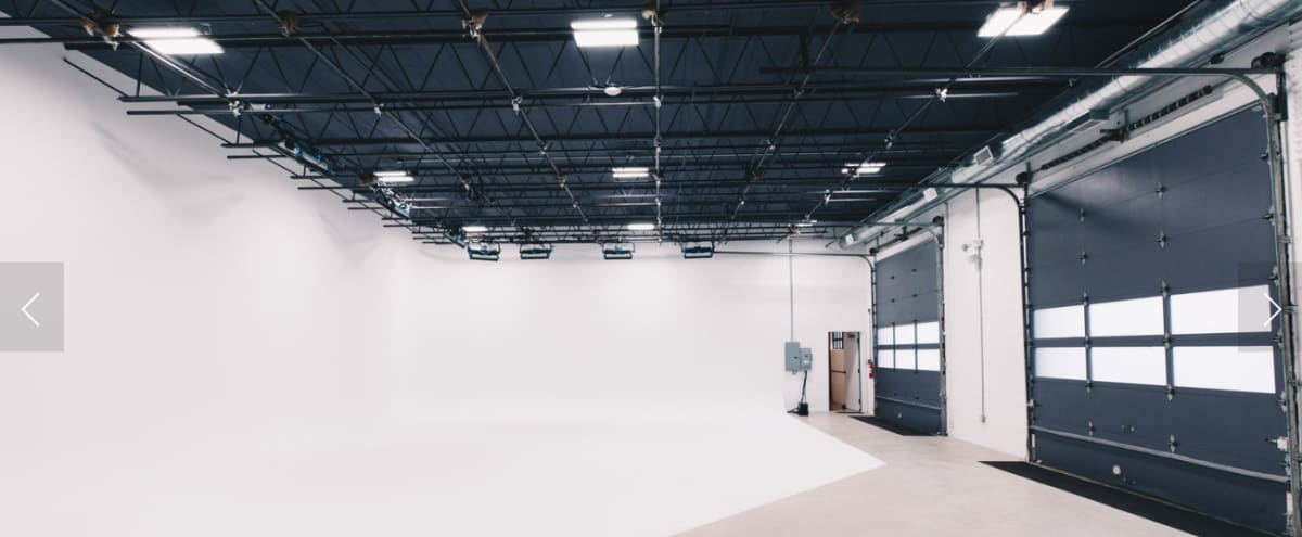 4,800 Sq Ft Production Studio - Philadelphia with a Lounge, Green Room, Loft, Parking in Philadelphia Hero Image in Allegheny West, Philadelphia, PA
