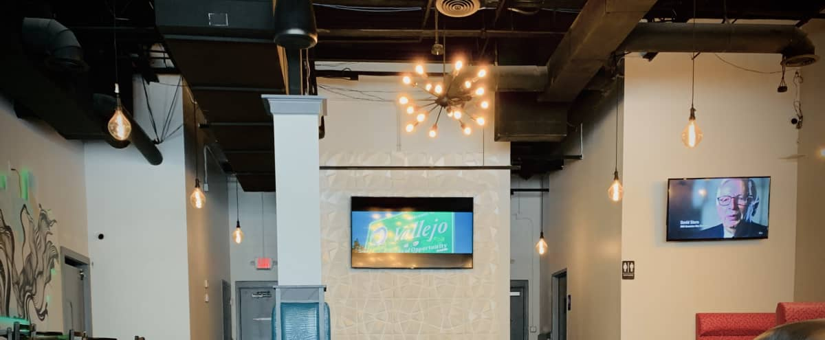 Modern Rustic Bar and Lounge in Marietta Hero Image in null, Marietta, GA