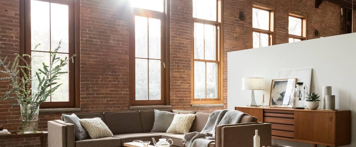 Beacon Modern Brick Designer Loft in Beacon Hero Image in undefined, Beacon, NY