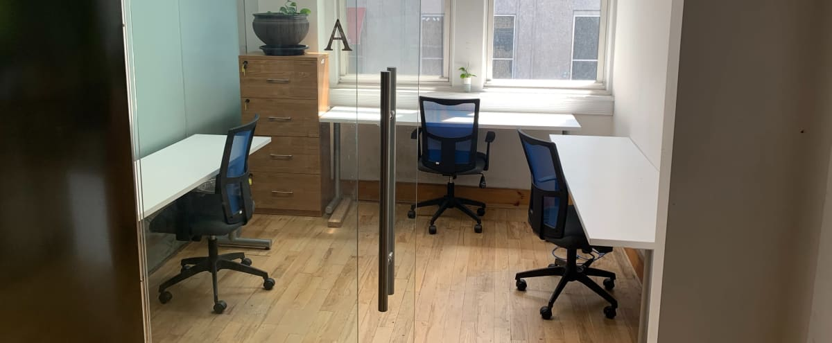 Private 4 Person Office/Meeting Space (A) in PHILADELPHIA Hero Image in Center City, PHILADELPHIA, PA
