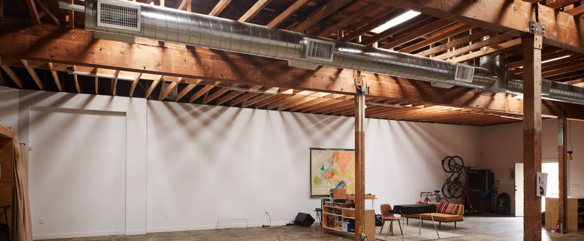 East LA Modern Studio Space with Gated Parking & Skylights in Los Angeles Hero Image in undefined, Los Angeles, CA