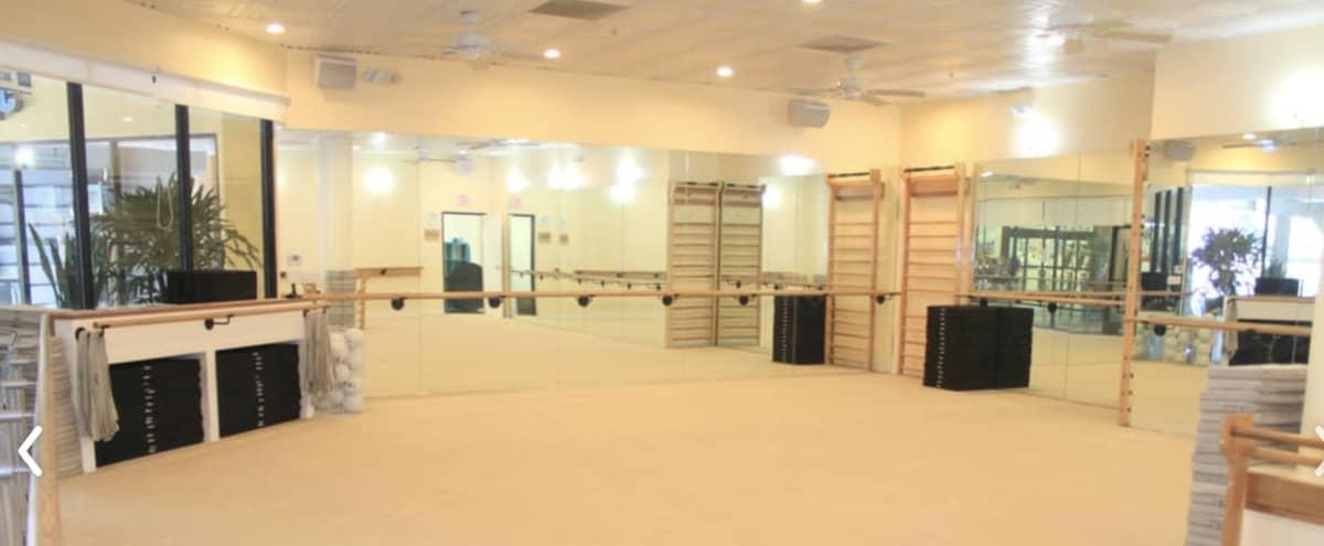 beautiful large open studio room with mirrors & Free Parking in Studio city Hero Image in Studio City, Studio city, CA