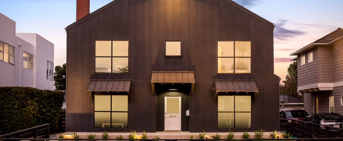 Brand New Modern  California Farm House in Westchester in Los Angeles Hero Image in Westchester, Los Angeles, CA