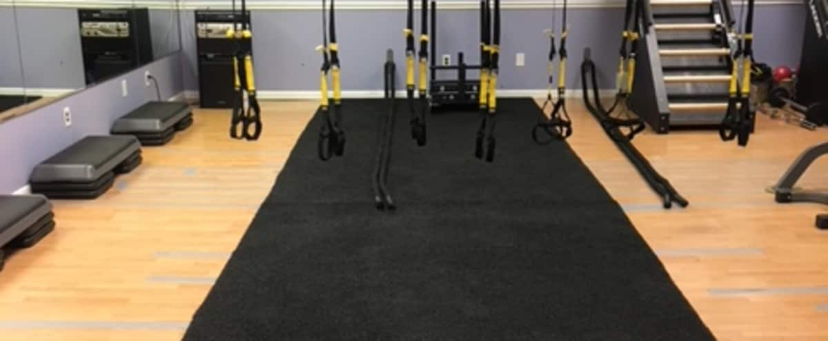Downtown Spacious Training Gym in Teaneck Hero Image in undefined, Teaneck, NJ