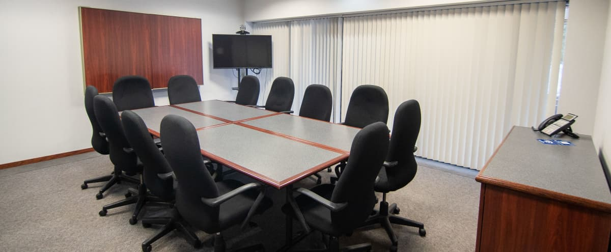 Spacious Natural Light Meeting Room for 12 - Bloomfield in Bloomfield Twp Hero Image in undefined, Bloomfield Twp, MI