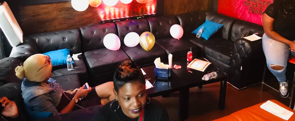 Intimate Downtown Off-Site Pizza and Kava Bar and Lounge in Atlanta Hero Image in West End, Atlanta, GA