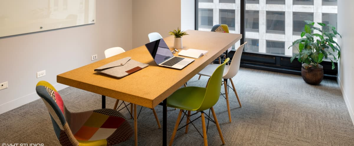 Large Focus Room Located On Michigan Avenue! in Chicago Hero Image in Magnificent Mile, Chicago, IL