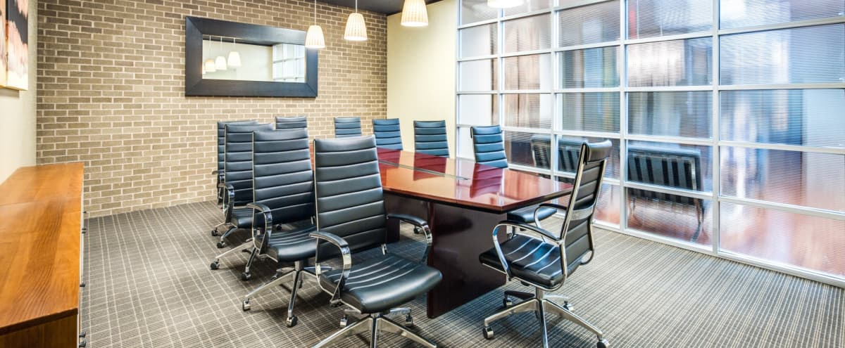 Spacious Meeting Room - The Galleria in Houston Hero Image in Uptown, Houston, TX