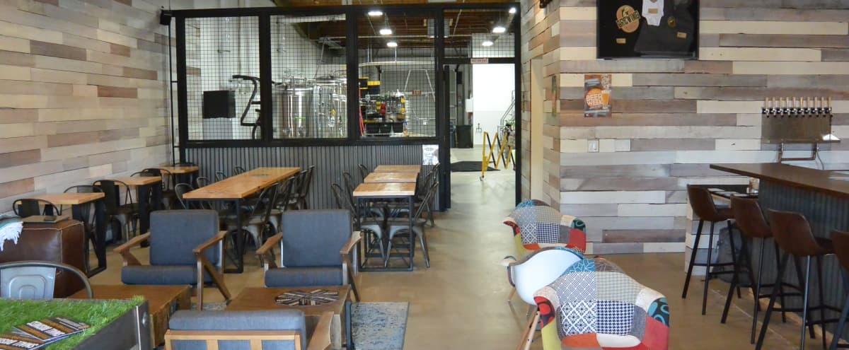Cozy Micro-Brewery Tasting Room in Costa Mesa Hero Image in College Park, Costa Mesa, CA