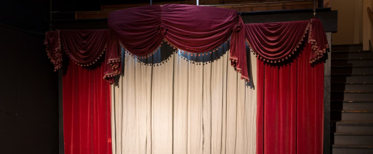 Charming, Historic Black Box Theater in Los Angeles Hero Image in Hollywood, Los Angeles, CA