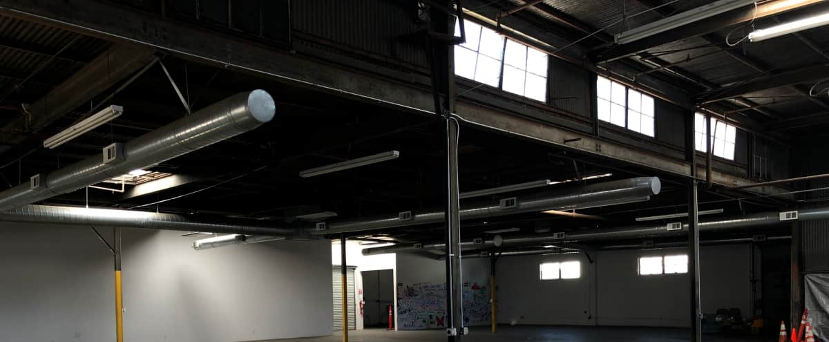 Industrial warehouse studio space in Los Angeles Hero Image in Central LA, Los Angeles, CA