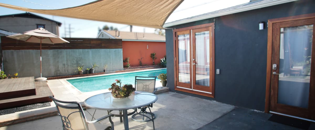 Private Pool House in Mar Vista / Venice in Los Angeles Hero Image in Mar Vista, Los Angeles, CA