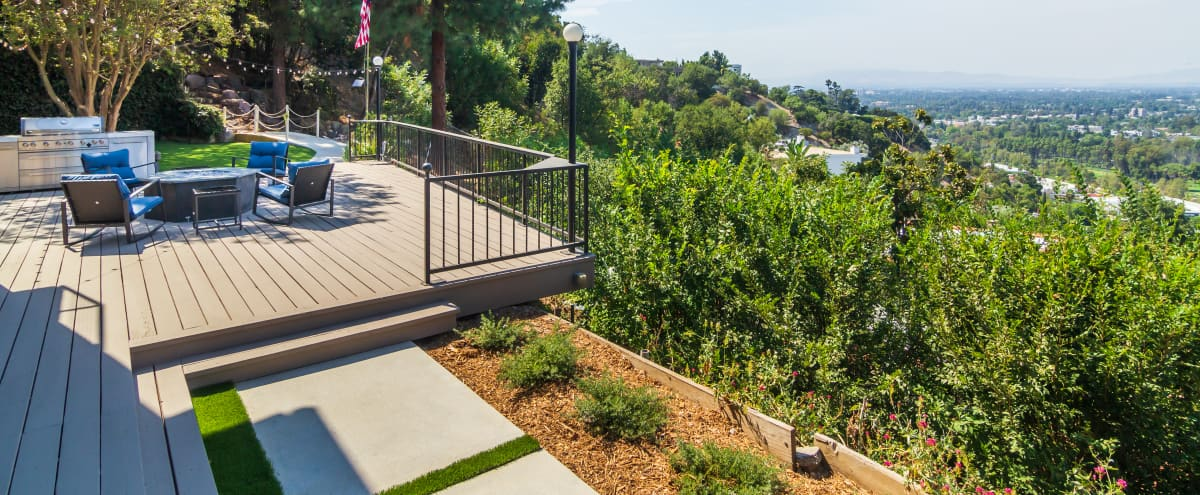 Gorgeous Private Villa with Sweeping View at Studio city hills in Studio city Hero Image in Studio City, Studio city, CA