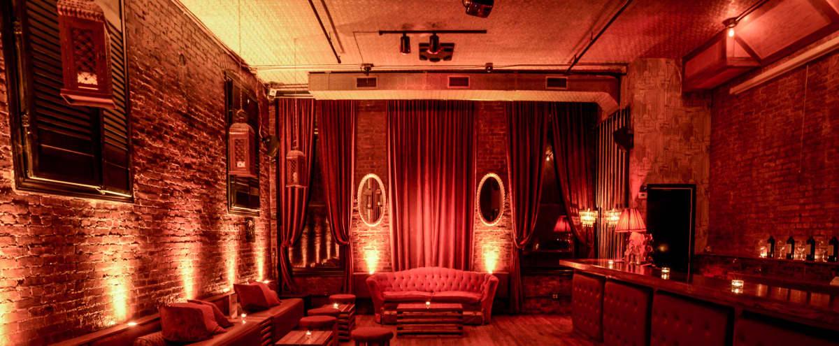 Sophisticated Lounge in Brooklyn Hero Image in Williamsburg, Brooklyn, PA