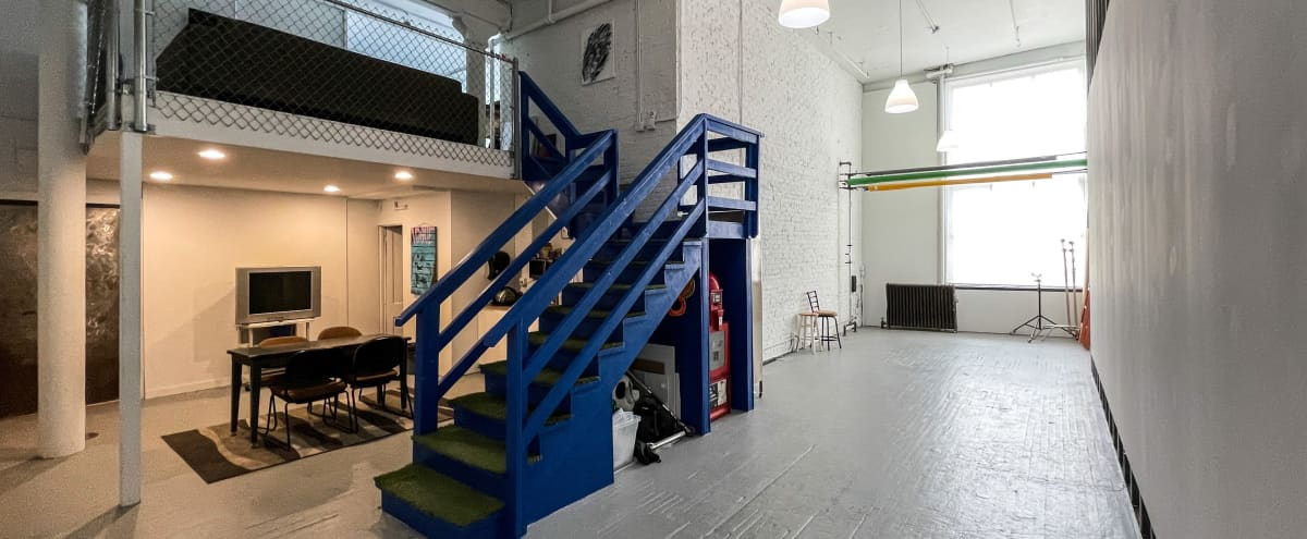 New Updated Pilsen Creative Studio in Chicago Hero Image in Lower West Side, Chicago, IL