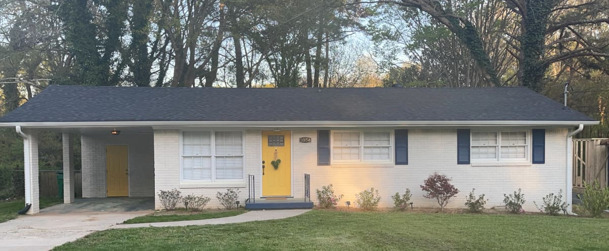 Cozy East Atlanta Bungalow | Spacious Backyard in Atlanta Hero Image in undefined, Atlanta, GA