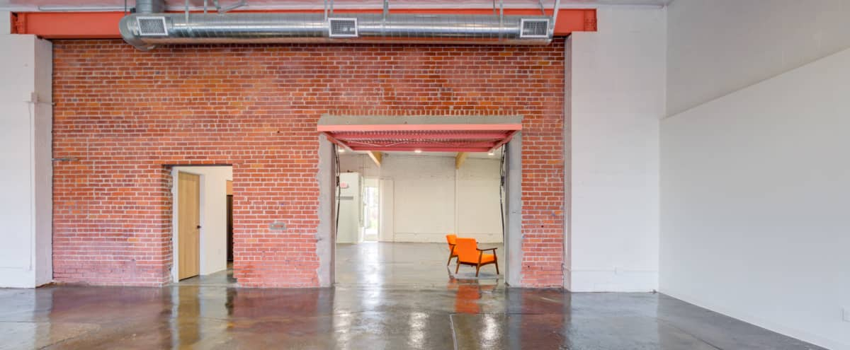 Historic 1920's Auto Mechanic Shop Turned Into A Modern Photo Studio And Event Space in Los Angeles Hero Image in South Los Angeles, Los Angeles, CA