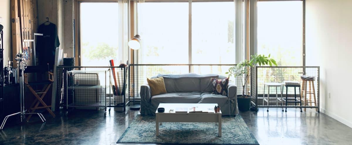 New York Style Downtown Photo Studio Loft in Los Angeles Hero Image in Westlake, Los Angeles, CA