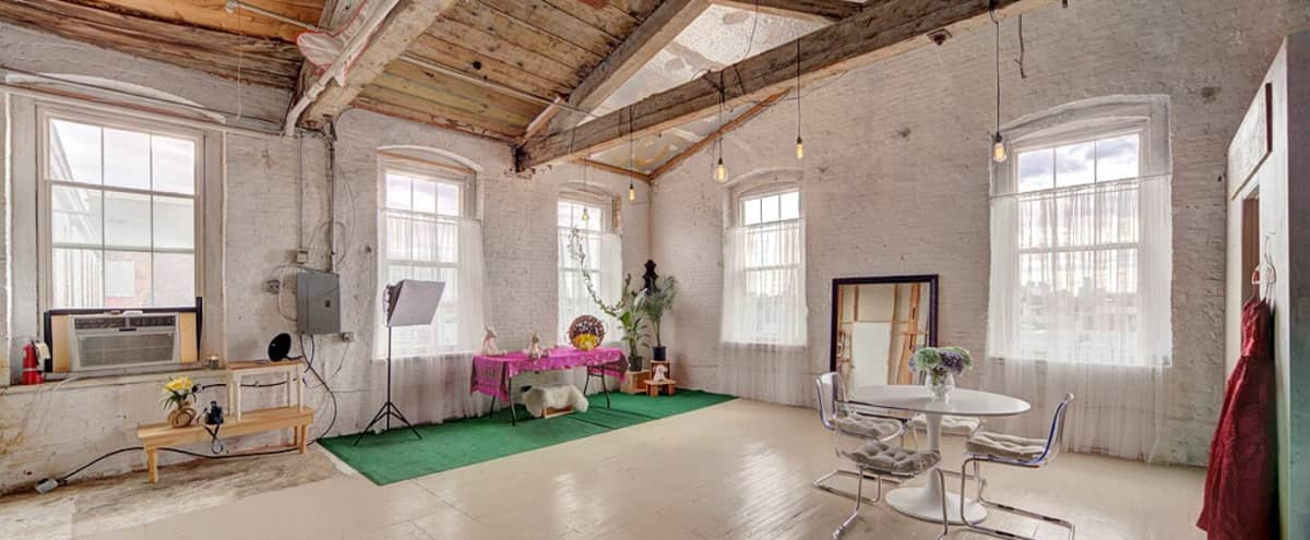 Lofted Creative Studio | Perfect for Intimate Events in Philadelphia Hero Image in East Kensington, Philadelphia, PA