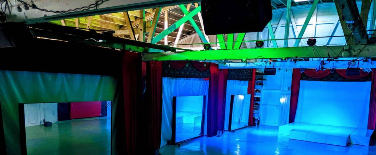 High Ceiling Warehouse for Film/Photo Shoots in Glendale Hero Image in Vineyard, Glendale, CA