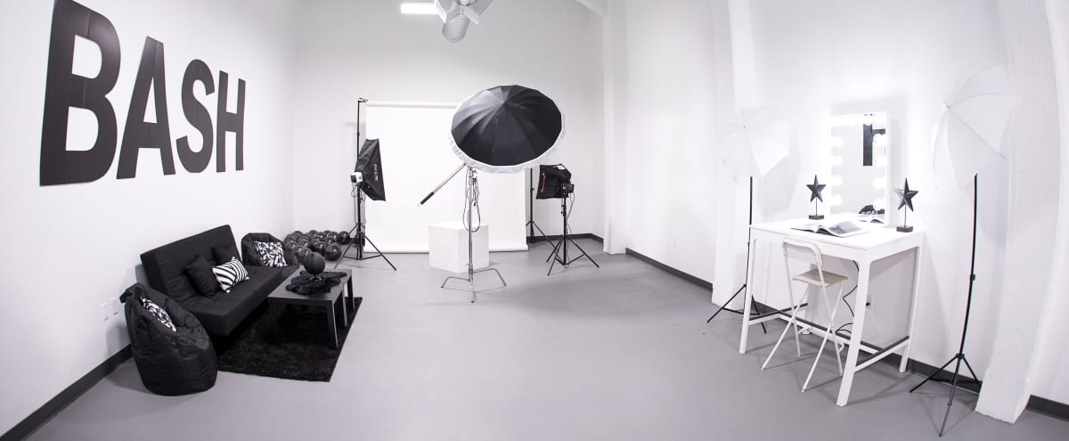 Fully Equipped Studio + Natural Light Studio Available for Photoshoots in Boston Hero Image in Harbor View / Orient Heights, Boston, MA