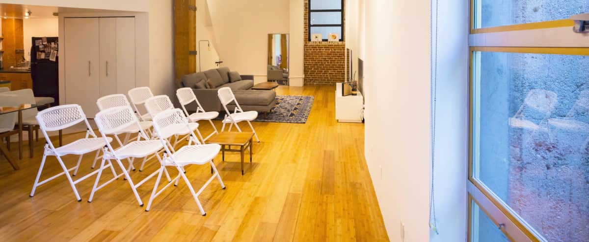 Spacious and Historic Loft with Modern Elegance in SAN FRANCISCO Hero Image in South of Market, SAN FRANCISCO, CA