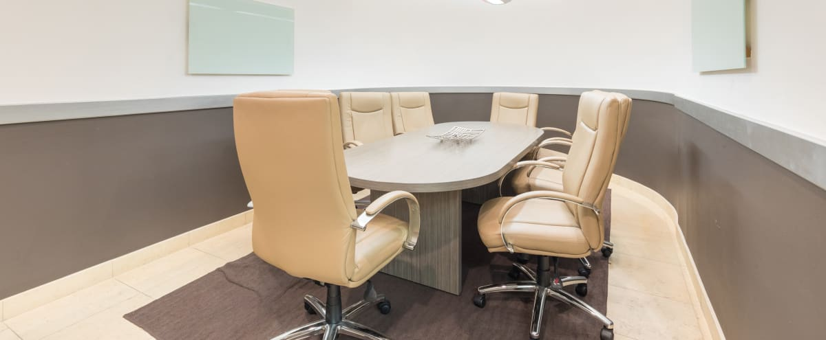 Private Newport Beach First Floor Conference Room for 8 in Newport Beach Hero Image in Newport Center, Newport Beach, CA