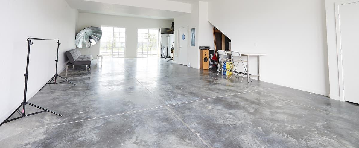 Bright, Open Concept Studio & Loft in Richmond Hero Image in undefined, Richmond, CA