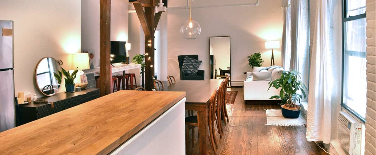 Large Stylish Brooklyn Loft   Perfect for Events & Gatherings in brooklyn Hero Image in Red Hook, brooklyn, NY