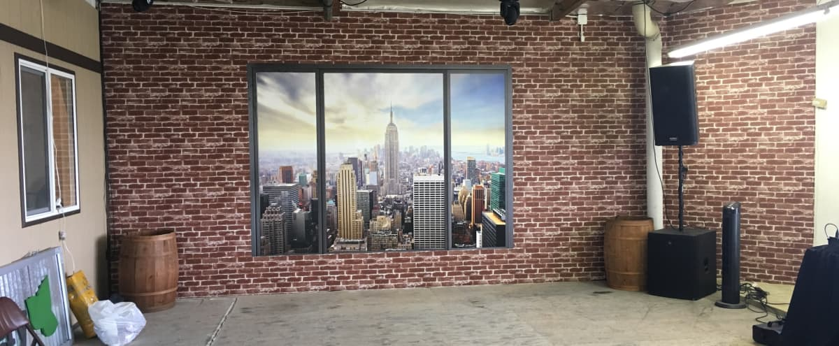 Industrial Warehouse with Loft, Bar, and Pool Table in Sun Valley Hero Image in Lake View Terrace, Sun Valley, CA