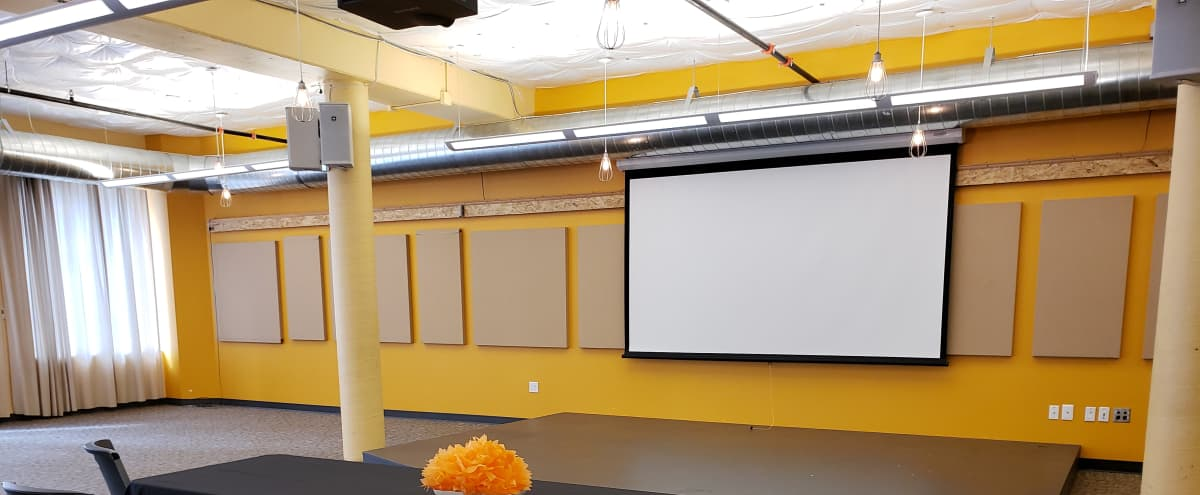 *NEW* Downtown Industrial Customizable Meeting Venue for up to 350 in Seattle Hero Image in Pike/Pine, Seattle, WA