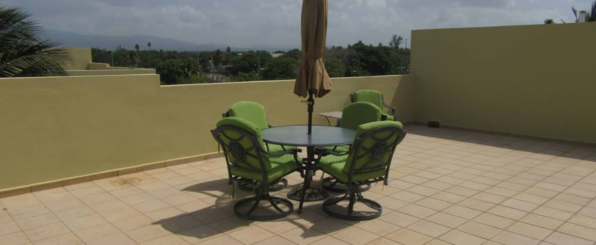 Panoramic Beach Front PentHouse Studio in Loiza Hero Image in undefined, Loiza, PR
