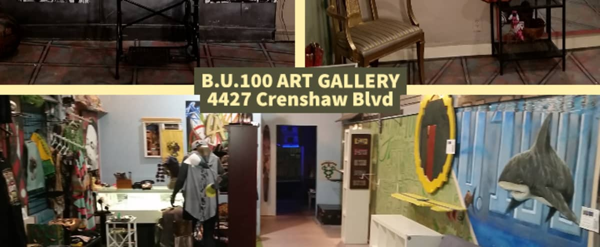 Eclectic Boutique and Art Gallery in Los Angeles in Los Angeles Hero Image in Park Mesa Heights, Los Angeles, CA