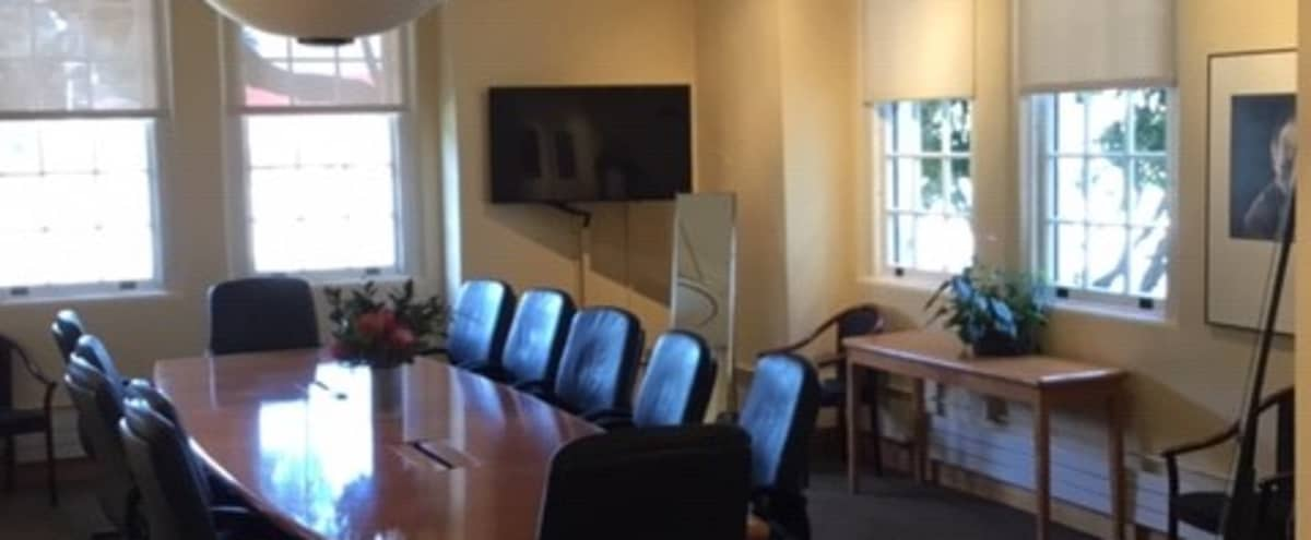 Conference Room for 12 in San Francisco Hero Image in Main Post, San Francisco, CA
